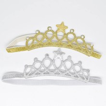 Big Wedding Tiaras for Brides Gold Bridal Headdresses Kids Girl Tiara Crown Headbands Red Flower Diadem Hair Accessories(China)