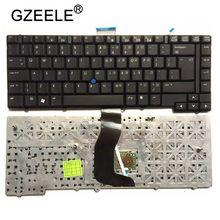GZEELE New UI Keyboard For HP Elitebook 6930P 6930 Laptop Ke