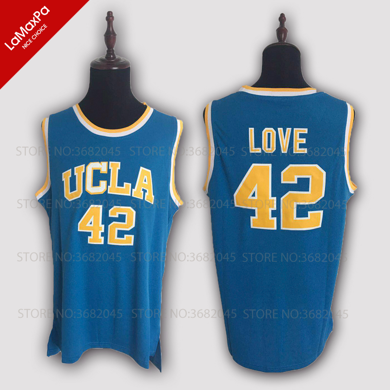 093a76f444b ... edition a713c f344b; where can i buy high quality kevin love ucla  bruins college basketball jersey 42 blue embroidery