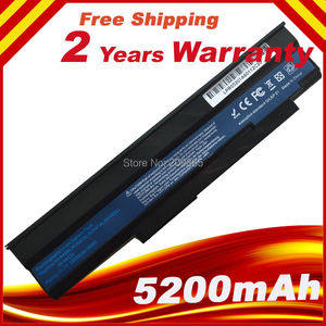 Image 1 - 6Cell Laptop Battery for Acer Extensa 5235 5635 5635G 5635Z 5635ZG eMachines E528 E728 AS09C31 AS09C71