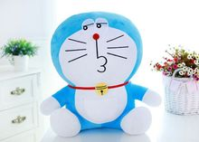 small cute kiss doraemon toy stuffed lovely doraemon doll perfect gift about 25cm
