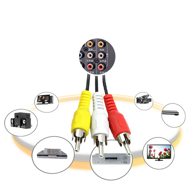 Bilgisayar için USB Video Yakalama Adaptörü TV DVD VHS Captura TV Kamera USB 2.0 DC60 AMT630A destek Android telefon