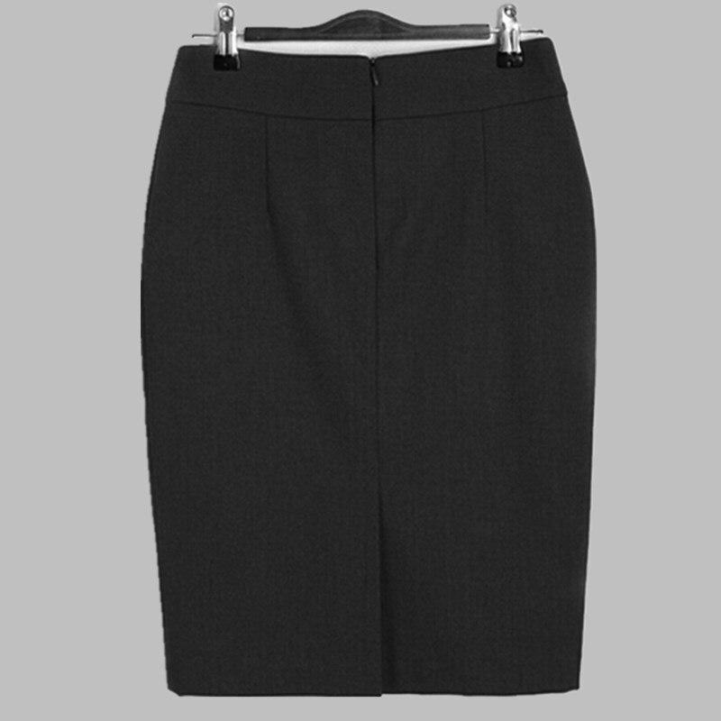 a3ef6bcce2a Autumn Skirts 2016 Women High Waist Pencil Skirt Woolen Midi Skirt Plus  Size Autumn Winter Skirts Women Plus Size XS 6XL-in Skirts from Women s  Clothing on ...