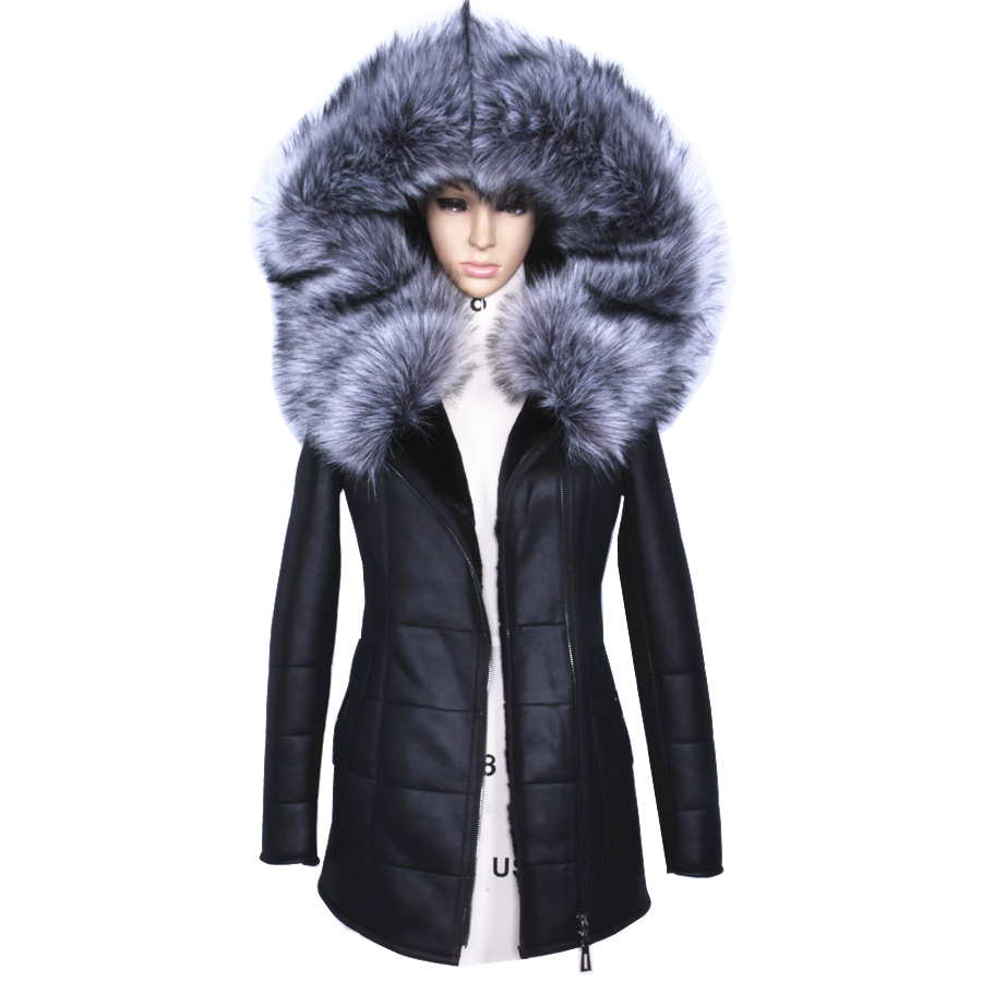 Popular Fur Trimmed Jacket-Buy Cheap Fur Trimmed Jacket lots from ...