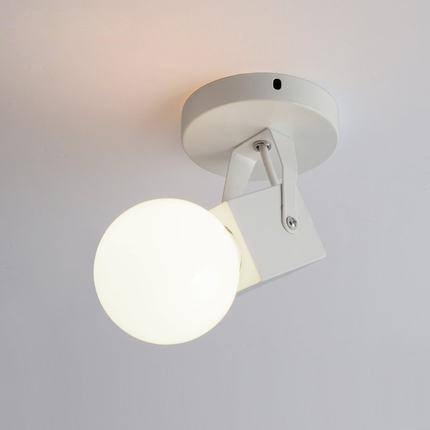 купить Modern Wall Lamp Fashion Art Deco Lighting Creative Wall Lights Simple Iron Hotel Room LED Wall Light Bed Lamp по цене 5310.4 рублей