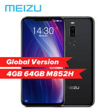 Global Versie Meizu X8 4 Gb Ram 64 Gb Rom Mobiele Telefoon Snapdragon 710 Octa Core 6.15 ''2220X1080P Front 20MP Camera Vingerafdruk
