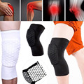 1pcs Honeycomb Basketball Knee Guards Knee Protector Safety Protector Knee Pad