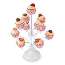 купить 11 cups Mental Cake Stand  Afternoon Tea Wedding Plates Birthday Party Tableware fashion Cake Rack and Cake Molds дешево