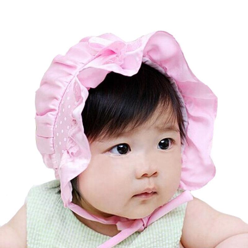 MUQGEW newborbaby summer hat 2018n baby summer toddler boy hat cap ... ba8c9e352fa