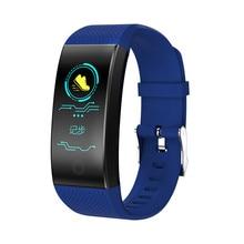 QW18 Роскошные Смарт часы Для мужчин Женский спорт, фитнес часы IP68 Водонепроницаемый Для мужчин s Наручные часы Часы Bluetooth часы Reloj Цифровой