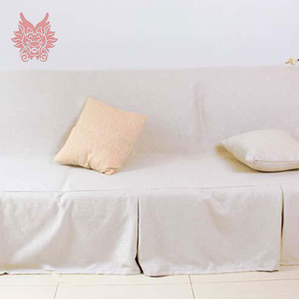 High Grade White Cloth Cotton/linen Sofa Cover European Simple Style Sofa  Towel,slipcovers For Home Textile SP1863 In Sofa Cover From Home U0026 Garden  On ...