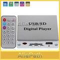 Amplificador MP3 SD USB Audio Player Leitor 3-electronic teclado de Controle com Controle Remoto
