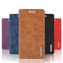 Leather Cover Case For ZTE Nubia Z11 Mini S / Z11 Mini / Z11 MAX / Z11 Card Slot Stand Holder Flip Wallet Mobile phone Bag