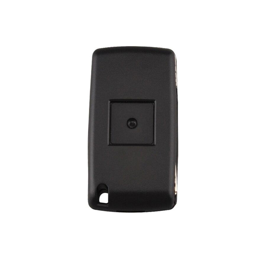 2pcs*433mhz Remote Car Key for CITROEN C2 C3 C4 C5 C6 XSARA PICASSO (CE0536 ASK 3 Buttons HU83 Blade) ID46 Original key