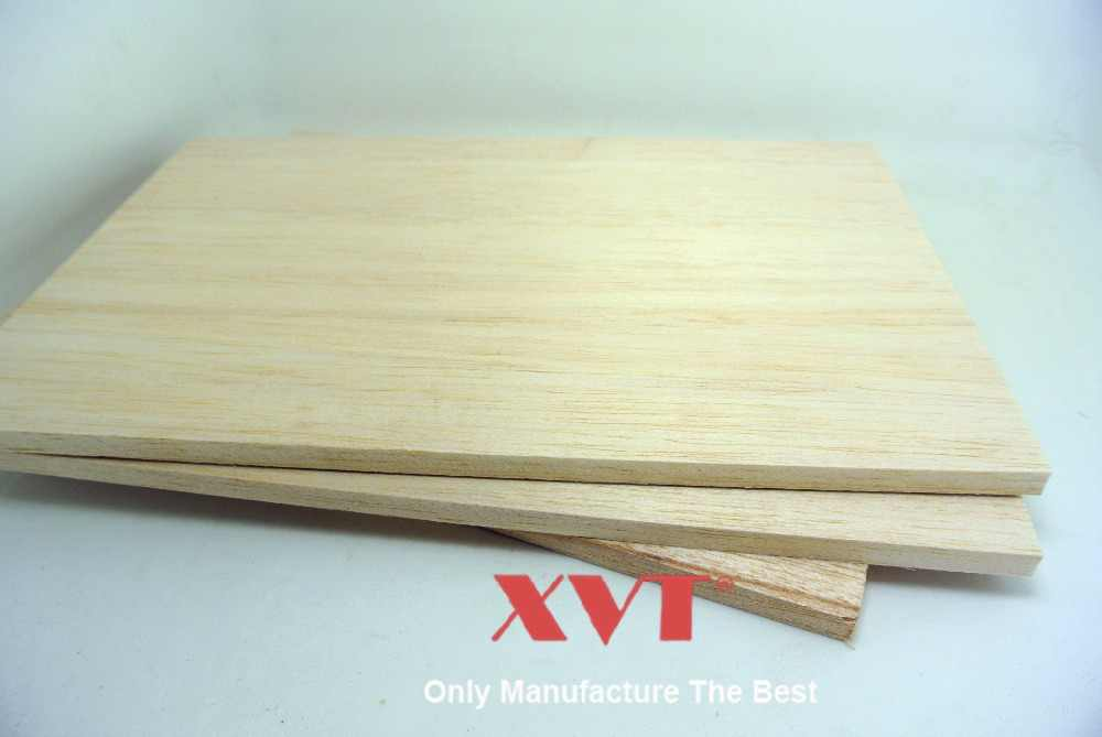 XVT  DIY  Table Tennis Blade Wood Core/ Center wood core for table tennis blade  Platane Board  280mm*175mm