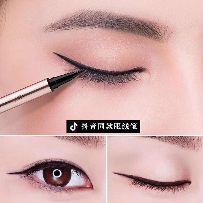 1 PC Nero Eyeliner Waterproof Liquid Eyeliner Matita Della Penna di Trucco Cosmetico di Lunga durata Profissional Eyeliner Delineador de ojos