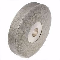 6 дюймов 60 1000 грит алмазный шлифовальный круг боковой абразивный диск Broadside ILOVETOOL
