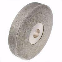 6 inch 60 1000 Grit Diamond Grinding Wheel Facing Side Abrasive Disc Broadside ILOVETOOL