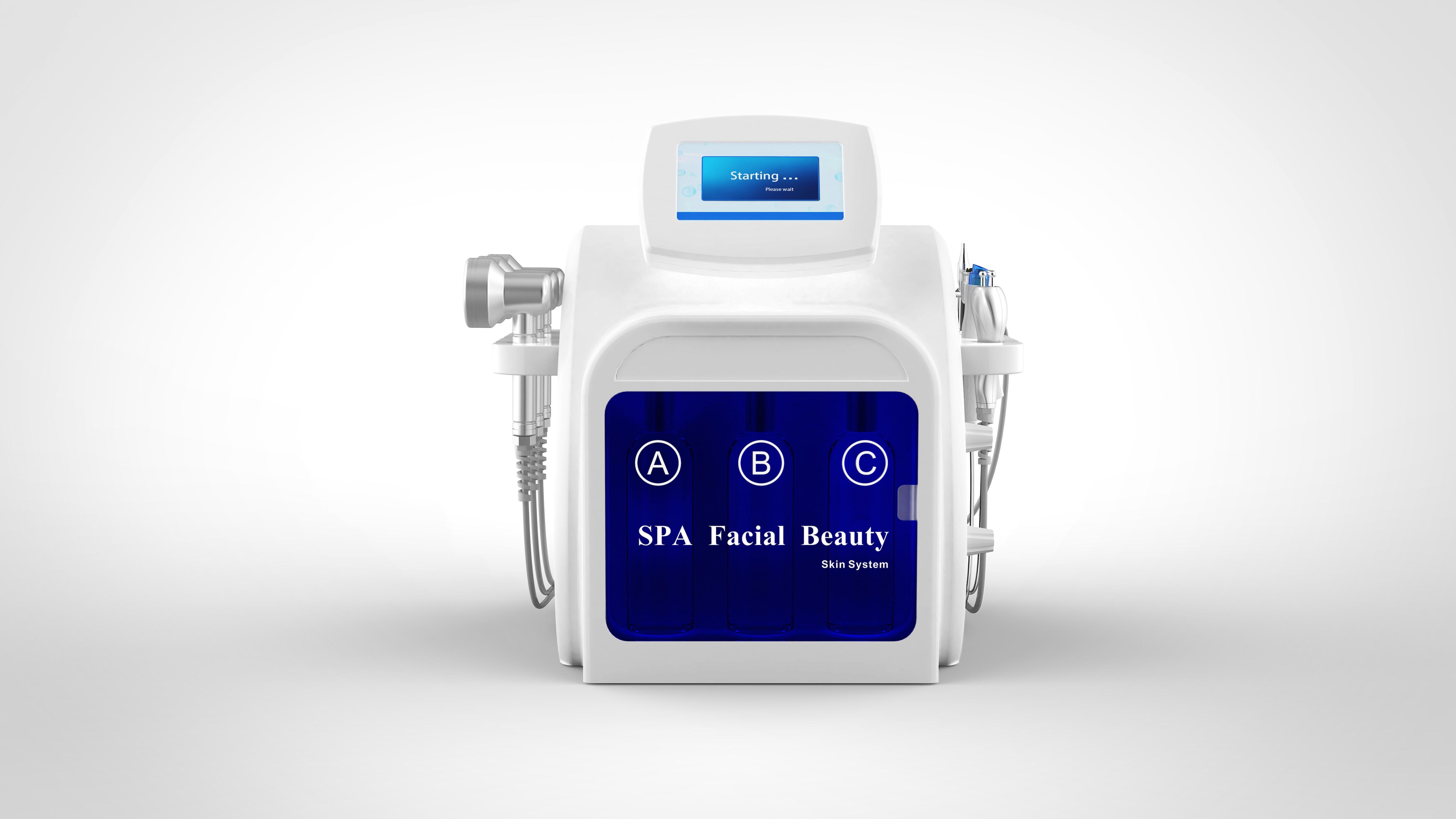 2019 Новое Прибытие Пилинг для лица пылесос машина Hydra машина вакуумный ролик скруббер кожи машина