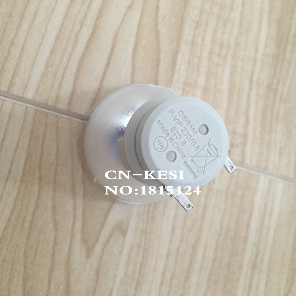 Original Bare P VIP Replacement font b Projector b font Lamp 5811116781 S for VIVITEK D850