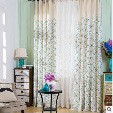 Curtains Ideas cotton curtains white : Online Buy Wholesale white cotton curtains from China white cotton ...