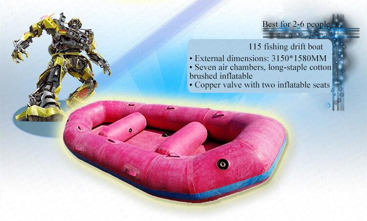Tekne Sürüklenen Rulman Kayak 24
