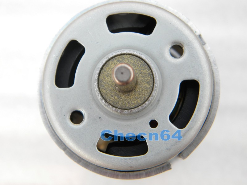 Image 3 - MABUCHI RS 775VC 775 8015 sierra eléctrica Motor de alta velocidad cc 12V 18V 18200RPM potencia nominal 208W-in Monitor DC from Mejoras para el hogar on AliExpress