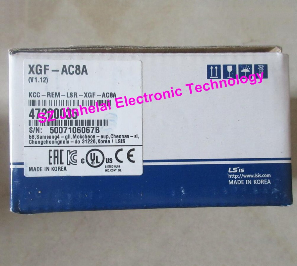 все цены на 100% New and original XGF-AC8A LS PLC Analog Input 8 Channels