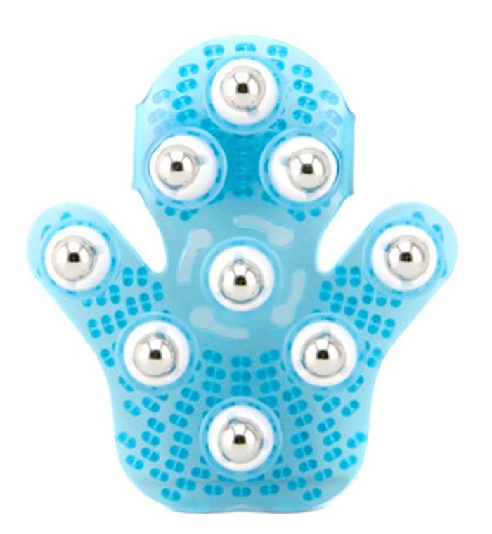 360 Degree Handheld Roller Massager Glove Body Cellulite Massage Relax Stress Relief levett caesar prostate massager for 360 degree rotation g spot