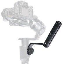 """Support de bras dextension Portable avec support à vis 1/4 """"pour cardan MOZA Air2 pour accessoires de micro de lumière vidéo"""