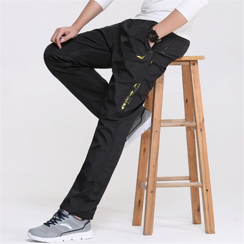 New 3 Colors 17 Spring Outside Men's Casual Pants Quickly Dry Men's Working Pants Man Trousers & Sweatpants waterproof Pants 5