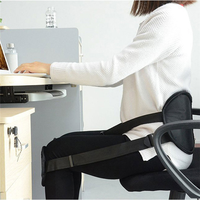 Adult Sitting Posture Correction Adjustable Belt