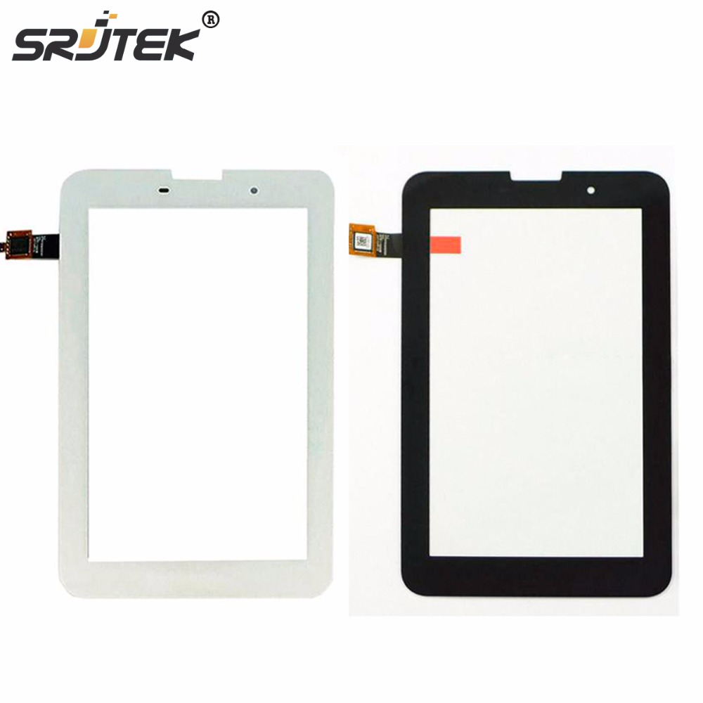 Srjtek 7 For Lenovo IdeaPad IdeaTab A3000 Black White Digitizer Touch Screen Glass Sensor Replacement Panel srjtek 7 for lenovo ideatab a3000 replacement lcd display touch screen with frame assembly for tablet pc white