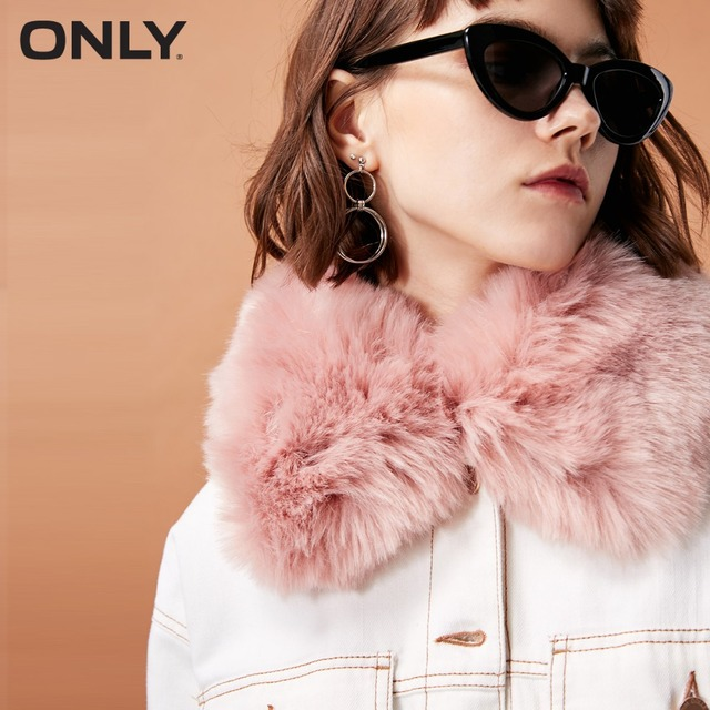 Jacket with Detachable Fur Collar 3
