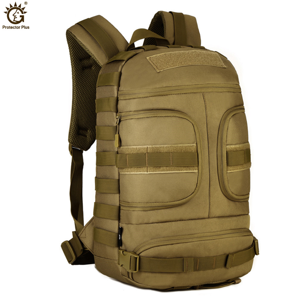 35L Waterproof Nylon Army Backpacks Military Tactics Backpack High Quality Molle Assault Travel Bag for Men Women Rucksack S434