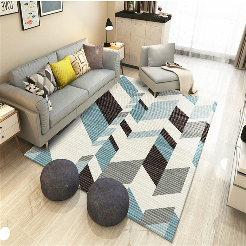 Geometric Modern Carpets For Living Room Home Nordic Carpet Bedroom Bedside Blanket Area Rug Soft Study Room teppich Rugs FloorGeometric Modern Carpets For Living Room Home Nordic Carpet Bedroom Bedside Blanket Area Rug Soft Study Room teppich Rugs Floor
