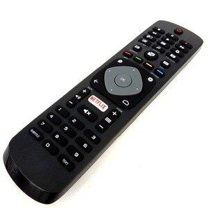 Image 3 - Mando a distancia Original para televisor PHILIPS, Control remoto para televisor PHILIPS HOF16H303GPD24, NETFLIX, ferrbedienung 398GR08BEPHN0011HL para 43PUS6262/12