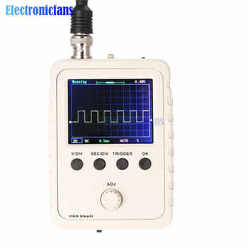 Fully Assembled Orignal Tech DS0150 15001K DSO-SHELL (DSO150) Digital Oscilloscope 2.4 inch Color TFT Display With Housing Case - DISCOUNT ITEM  16% OFF All Category