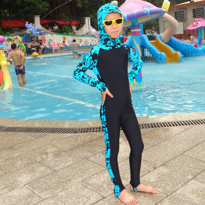 full wet long body lean Bikini