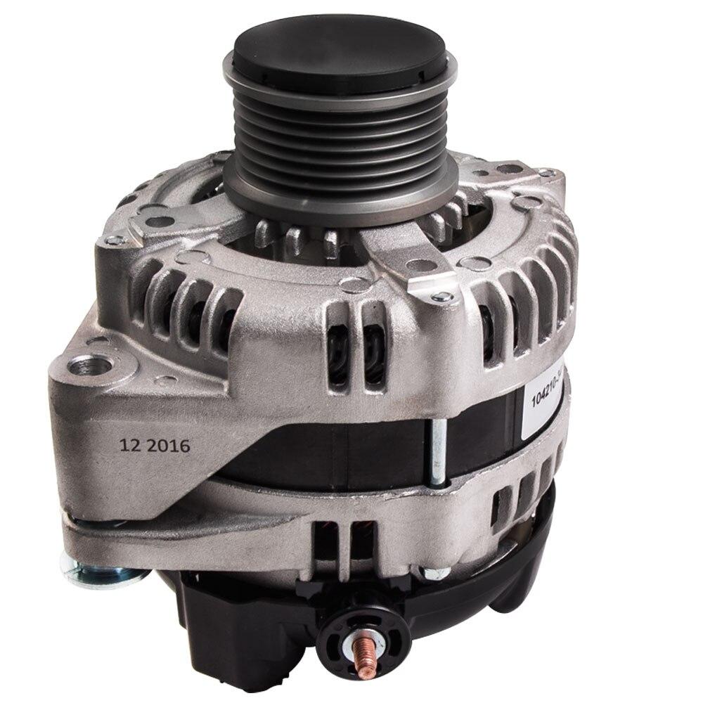 เครื่องกำเนิดไฟฟ้ากระแสสลับสำหรับ Toyota Hilux KUN26 KZN156 HiAce KDH223 222 221 1KD-FTV 3.0L 05-16 สำหรับ Landcruiser Prado KDJ120 12V 2005-2015