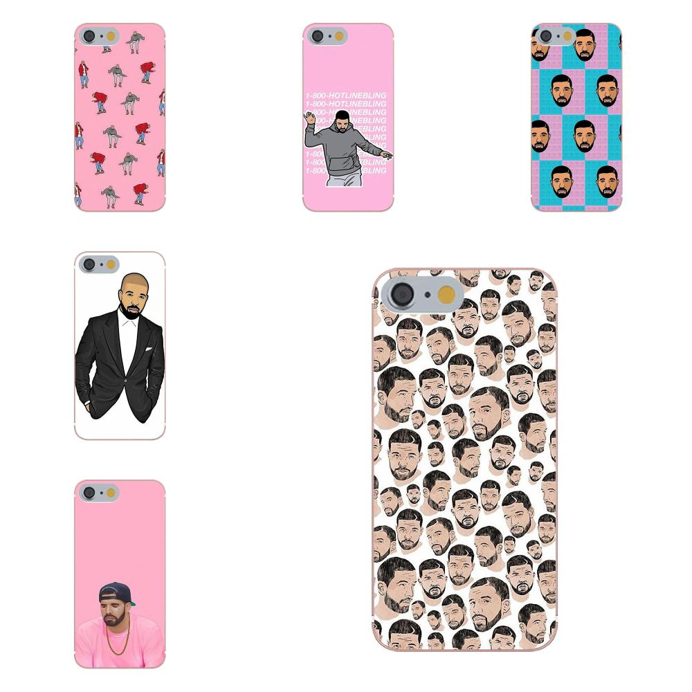 Poor Crying Drake Hotline Bling For Xiaomi Redmi 5 4A 3 3S Pro Mi4 Mi4i Mi5 Mi5S Mi Max Mix 2 Note 3 4 Plus Soft TPU Cool Best image