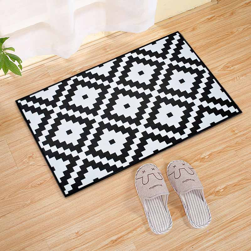 Washable Kitchen Mats with Anti Slip Bottom for Kitchen and Hallway Entrance Floor 13
