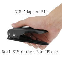 Sim Micro SIM To Nano SIM Card Cutter For Apple IPhone 4s 5S 5C 6 6S