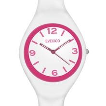 2016 водонепроницаемые часы тенденция тонкий силикагель желе стол световой девочек-подростков мужские часы кварцевые часы
