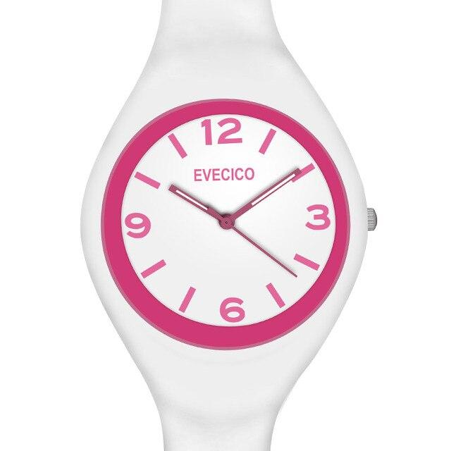 2016 waterproof watches the trend of thin silica gel jelly table luminous girls teenage men's watch quartz watch