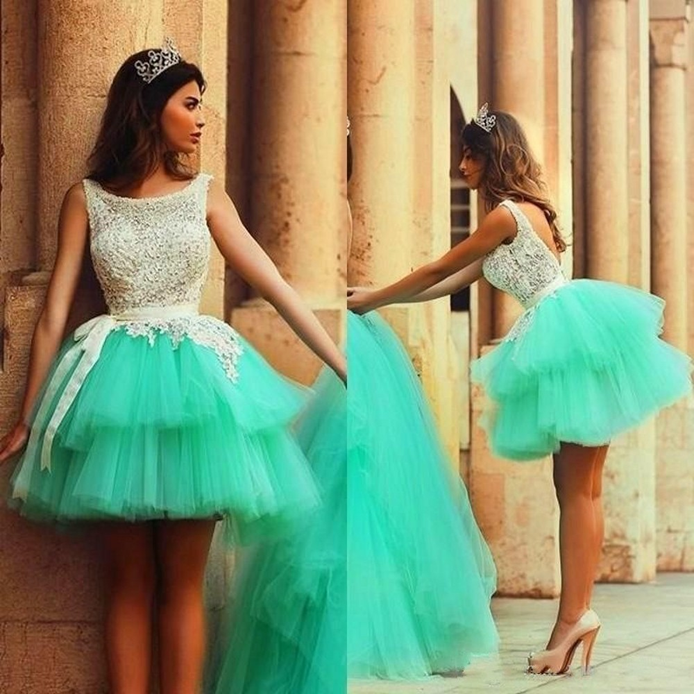 Cute puffy prom dresses - Best Dressed