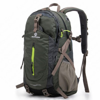 Maleroads Maleroads Outdoor Climbing Backpacks Camping Bag Waterproof 40L Hiking Backpacks With Rain Cover Waterproof Sport Bag