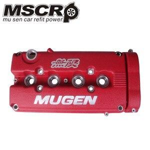 Image 1 - MUGEN GUNMETAL מנוע שסתום כיסוי עבור B16 B18 אקורה Integra GSR DOHC VTEC