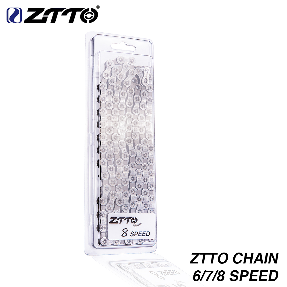 -Speed Bicycle Chain 116L Road 18//21//24 MTB fits Shimano SRAM KMC Z72 6//7//8