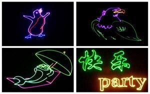 Image 5 - Miễn Phí Vận Chuyển Đèn Laser Máy Chiếu LED Đèn Sân Khấu Mini Tự Động Đèn LED RGB Kích Hoạt Âm Thanh